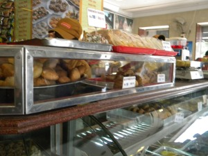 This is a chaat place in Delhi.
