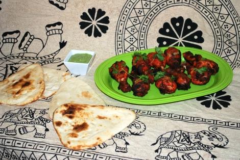 FUll Meal Tandoori Chicken