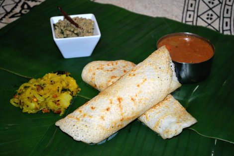 Dosa Full Meal